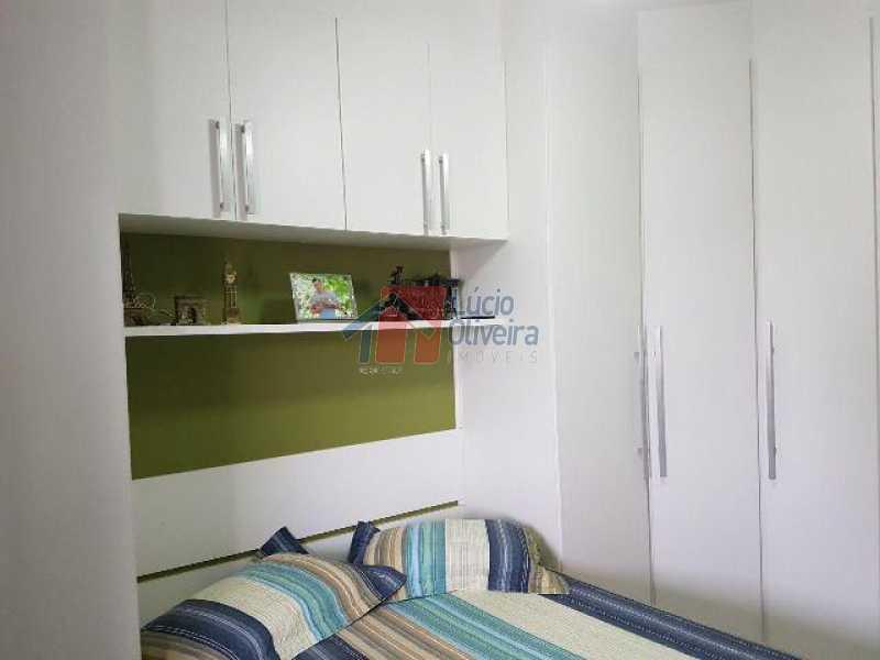 8- Quarto 4. - Apartamento À Venda - Irajá - Rio de Janeiro - RJ - VPAP21003 - 9