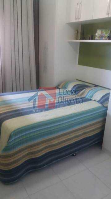 9- Quarto 5. - Apartamento À Venda - Irajá - Rio de Janeiro - RJ - VPAP21003 - 10