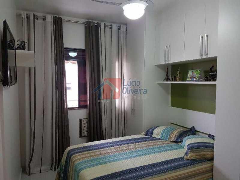 10-Quarto 3. - Apartamento À Venda - Irajá - Rio de Janeiro - RJ - VPAP21003 - 11