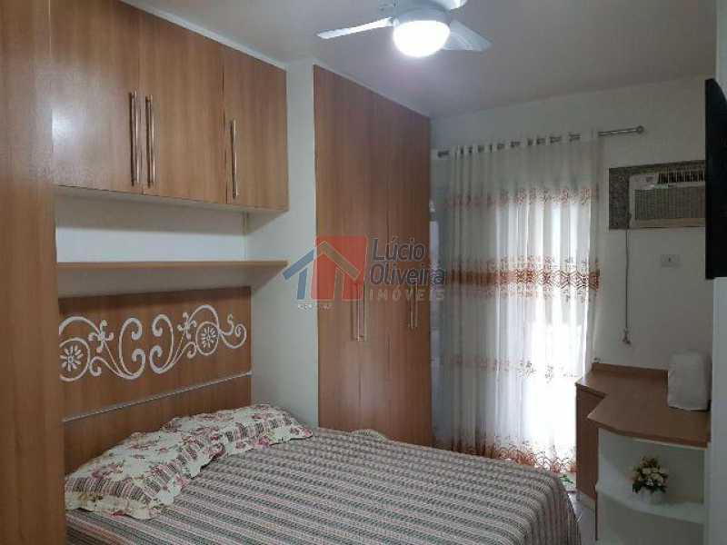 11-Quarto 2. - Apartamento À Venda - Irajá - Rio de Janeiro - RJ - VPAP21003 - 12