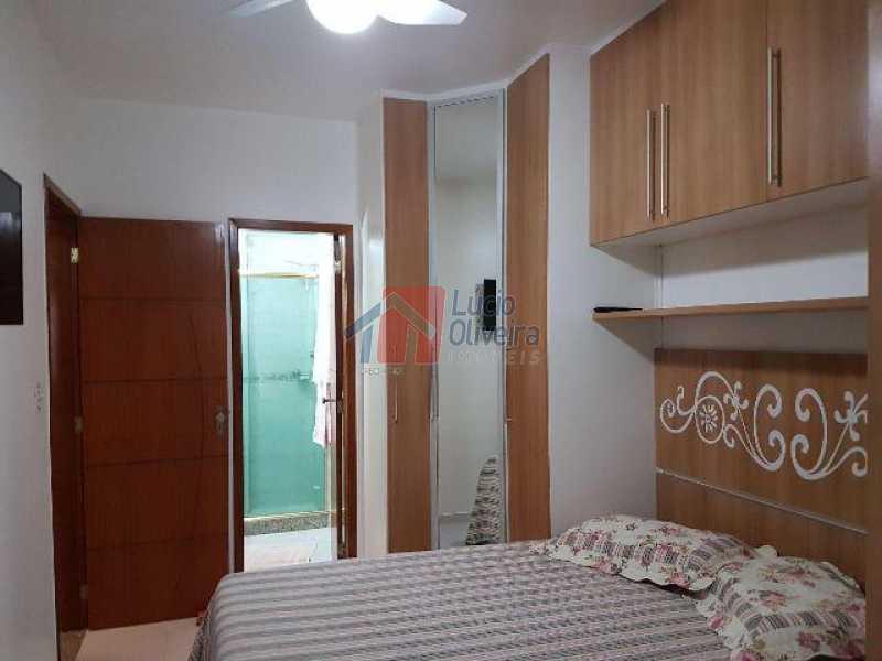 12-Quarto. - Apartamento À Venda - Irajá - Rio de Janeiro - RJ - VPAP21003 - 13