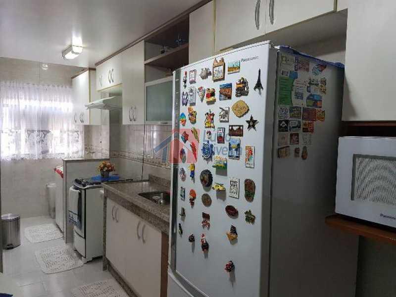 18-Cozinha. - Apartamento À Venda - Irajá - Rio de Janeiro - RJ - VPAP21003 - 19
