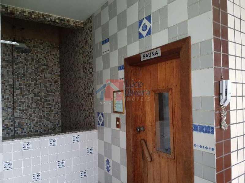 25-Sauna. - Apartamento À Venda - Irajá - Rio de Janeiro - RJ - VPAP21003 - 26