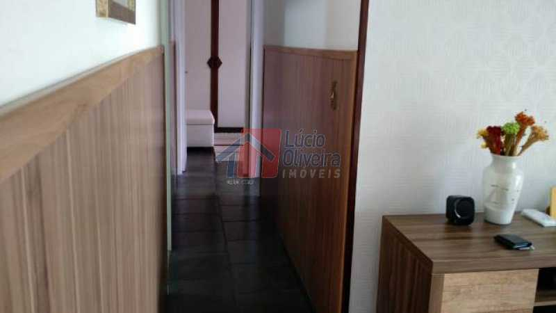 8-Circulação. - Excelente Apartamento, Varanda, sol da manhã - VPAP21004 - 9