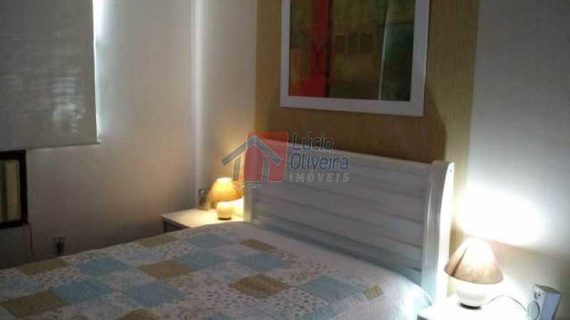 9-Quarto Casal. - Excelente Apartamento, Varanda, sol da manhã - VPAP21004 - 10