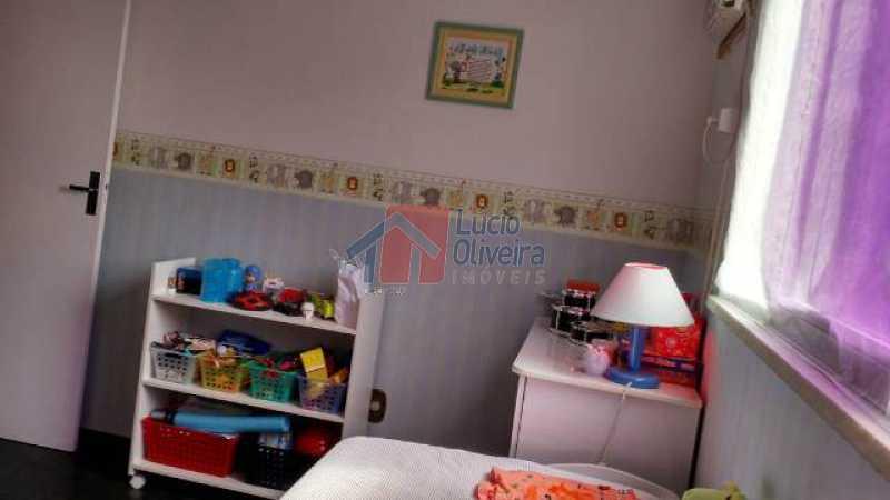 15-Quarto Solteiro. - Excelente Apartamento, Varanda, sol da manhã - VPAP21004 - 15