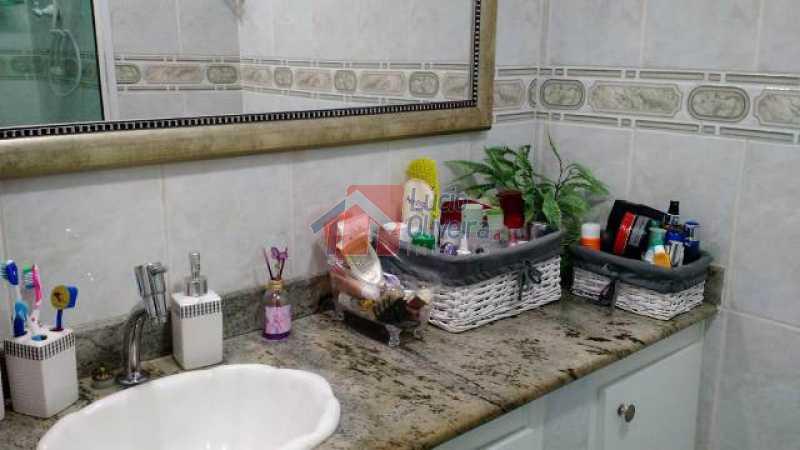 16-Banheiro. - Excelente Apartamento, Varanda, sol da manhã - VPAP21004 - 16