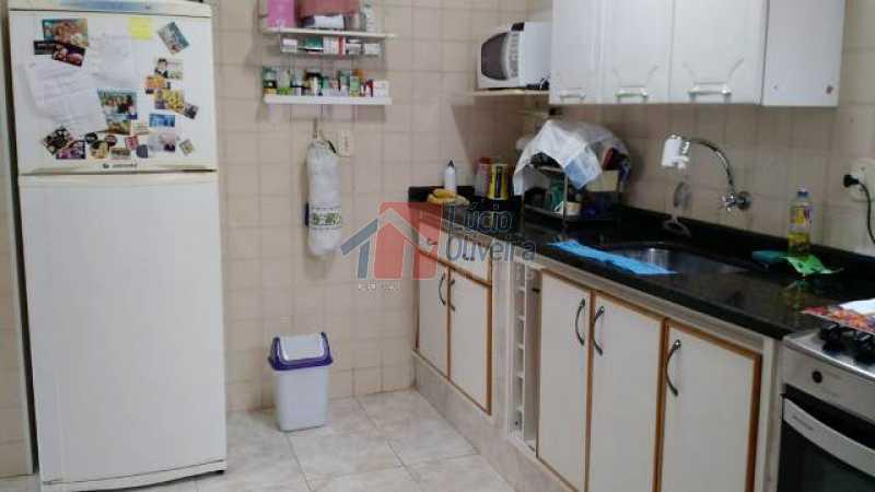 17-Banheiro. - Excelente Apartamento, Varanda, sol da manhã - VPAP21004 - 17