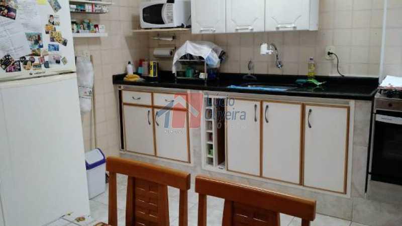 18-Cozinha. - Excelente Apartamento, Varanda, sol da manhã - VPAP21004 - 18