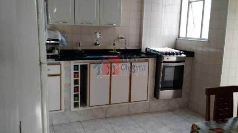 19-Cozinha. - Excelente Apartamento, Varanda, sol da manhã - VPAP21004 - 19