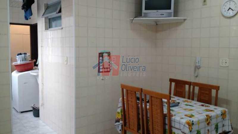23-Cozinha. - Excelente Apartamento, Varanda, sol da manhã - VPAP21004 - 23