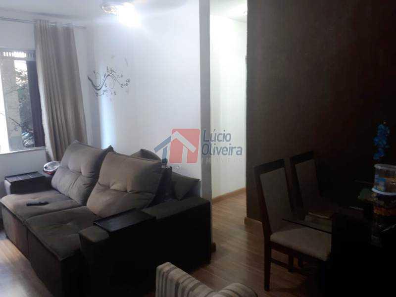 1 SALA - Apartamento À Venda - Penha - Rio de Janeiro - RJ - VPAP21005 - 1