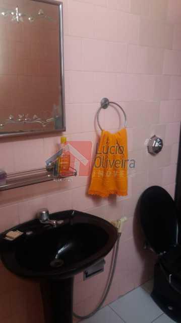 14-Banheiro social 2. - Apartamento À Venda - Vila da Penha - Rio de Janeiro - RJ - VPAP21006 - 12