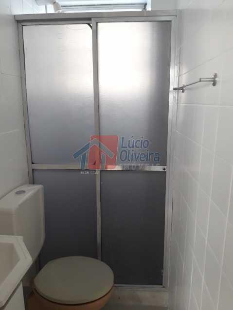 6-Banheiro 2 - Apartamento para venda e aluguel Avenida Brasil,Irajá, Rio de Janeiro - R$ 180.000 - VPAP21008 - 7