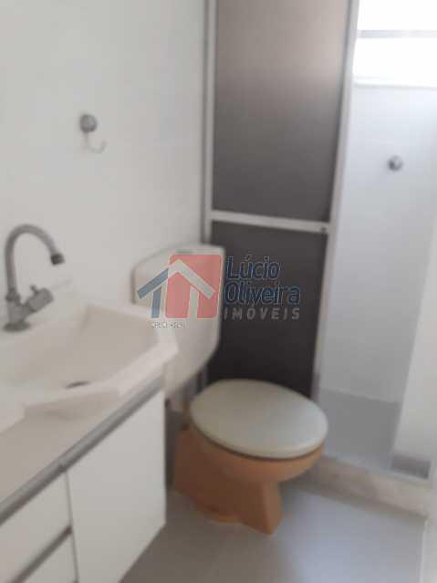 6-Banheiro - Apartamento para venda e aluguel Avenida Brasil,Irajá, Rio de Janeiro - R$ 180.000 - VPAP21008 - 8