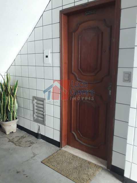 8-Entrada Portaria - Apartamento para venda e aluguel Avenida Brasil,Irajá, Rio de Janeiro - R$ 180.000 - VPAP21008 - 10