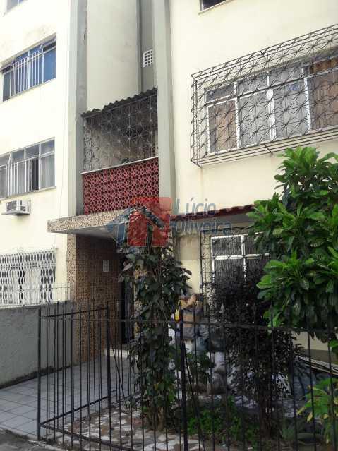 9-Frente Predio Bloco - Apartamento para venda e aluguel Avenida Brasil,Irajá, Rio de Janeiro - R$ 180.000 - VPAP21008 - 11