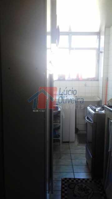 7 COZINHA - Apartamento À Venda - Jardim América - Rio de Janeiro - RJ - VPAP21009 - 9