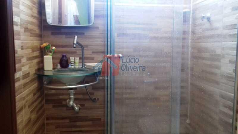 8 BANHEIRO - Apartamento À Venda - Jardim América - Rio de Janeiro - RJ - VPAP21009 - 10