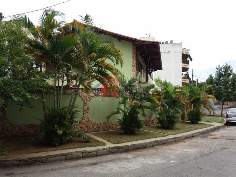 1-Entrada Lateral. - Casa em Condominio À Venda - Vila Kosmos - Rio de Janeiro - RJ - VPCN50002 - 1