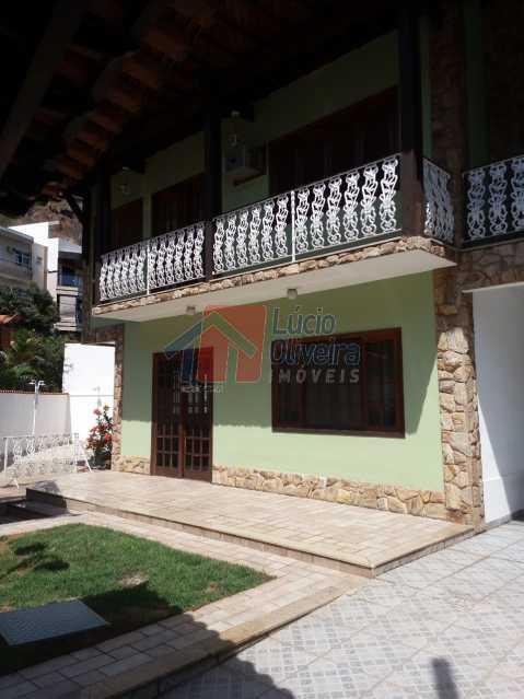 2-Entrada Varanda. - Casa em Condominio À Venda - Vila Kosmos - Rio de Janeiro - RJ - VPCN50002 - 3