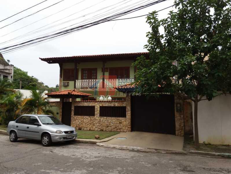 3-Entrada. - Casa em Condominio À Venda - Vila Kosmos - Rio de Janeiro - RJ - VPCN50002 - 4