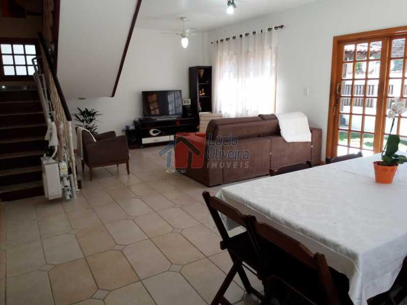 4-Salão. - Casa em Condominio À Venda - Vila Kosmos - Rio de Janeiro - RJ - VPCN50002 - 5