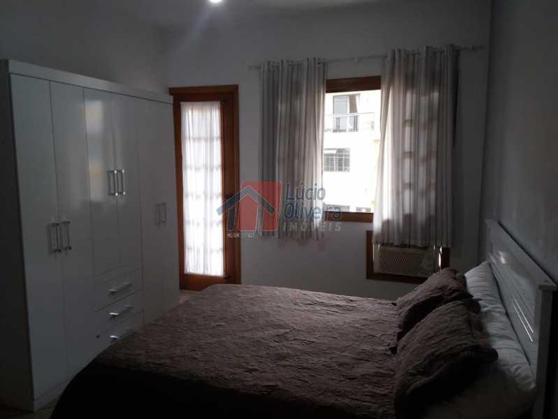 8-Quarto. - Casa em Condominio À Venda - Vila Kosmos - Rio de Janeiro - RJ - VPCN50002 - 9
