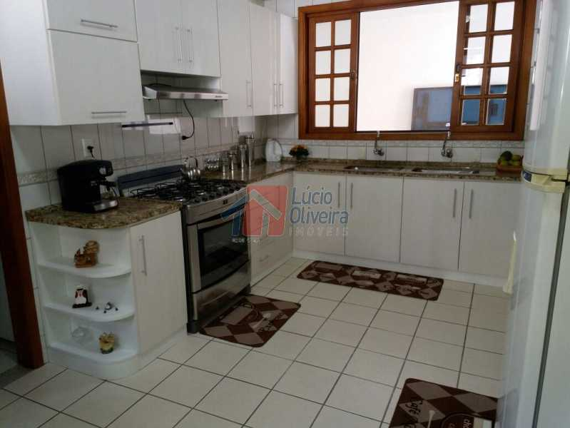 15-Cozinha. - Casa em Condominio À Venda - Vila Kosmos - Rio de Janeiro - RJ - VPCN50002 - 16