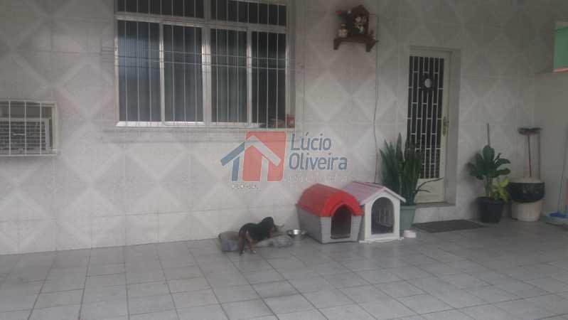 1-Varanda. - Casa À Venda - Irajá - Rio de Janeiro - RJ - VPCA50013 - 1