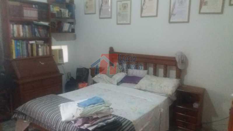4-Primeiro quarto com suíte 2 - Casa À Venda - Irajá - Rio de Janeiro - RJ - VPCA50013 - 5