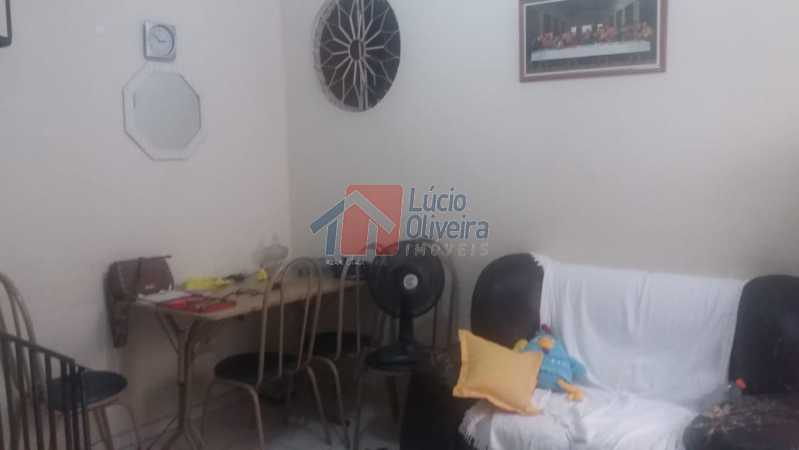 15-Sala da casa dos fundos. - Casa À Venda - Irajá - Rio de Janeiro - RJ - VPCA50013 - 15