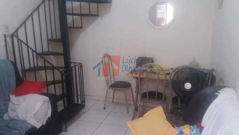 16-sala casa dos fundos. - Casa À Venda - Irajá - Rio de Janeiro - RJ - VPCA50013 - 16