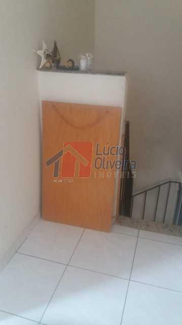 21-circulação casa dos fundo - Casa À Venda - Irajá - Rio de Janeiro - RJ - VPCA50013 - 22