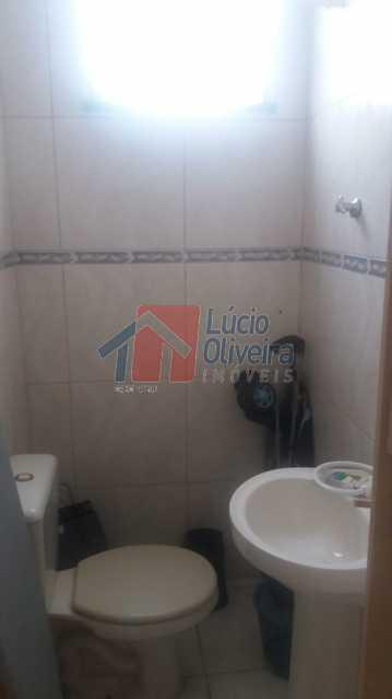 27-suíte quarto dos fundos. - Casa À Venda - Irajá - Rio de Janeiro - RJ - VPCA50013 - 28