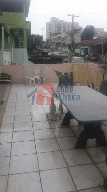 29-Terraço. - Casa À Venda - Irajá - Rio de Janeiro - RJ - VPCA50013 - 29