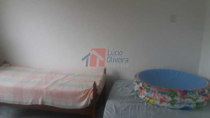 32-Quarto do terraço. - Casa À Venda - Irajá - Rio de Janeiro - RJ - VPCA50013 - 31