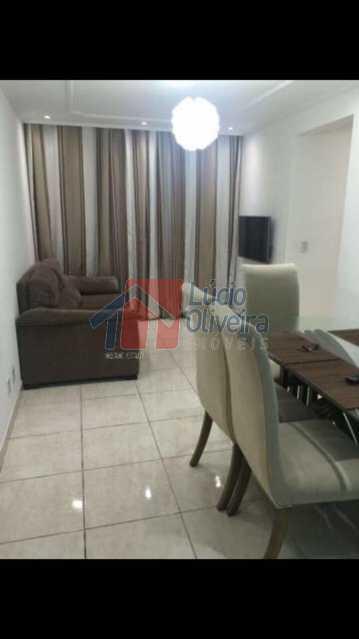 01. - Apartamento à venda Estrada Adhemar Bebiano,Engenho da Rainha, Rio de Janeiro - R$ 185.000 - VPAP21012 - 1