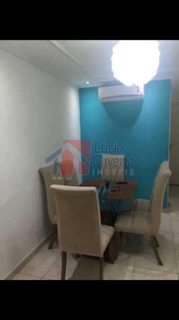 02. - Apartamento à venda Estrada Adhemar Bebiano,Engenho da Rainha, Rio de Janeiro - R$ 185.000 - VPAP21012 - 3