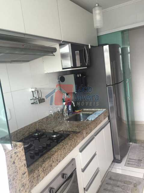 10. - Apartamento à venda Estrada Adhemar Bebiano,Engenho da Rainha, Rio de Janeiro - R$ 185.000 - VPAP21012 - 11