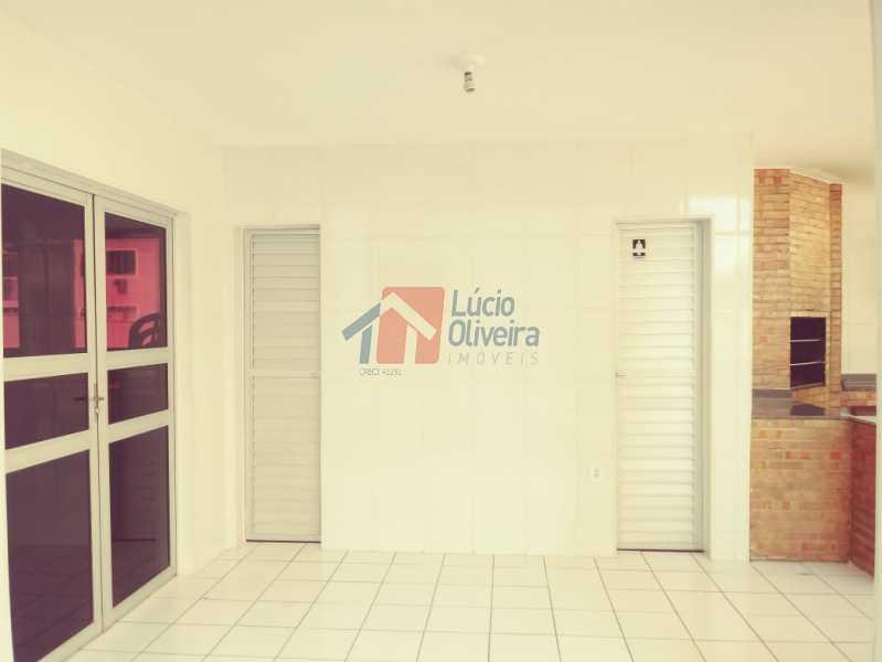 16. - Apartamento à venda Estrada Adhemar Bebiano,Engenho da Rainha, Rio de Janeiro - R$ 185.000 - VPAP21012 - 17