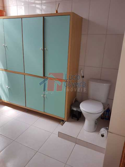 Banheiro Suite quarto solteiro - Excelente Casa 3qtos ( sendo 1 suíte). - VPCA30128 - 7