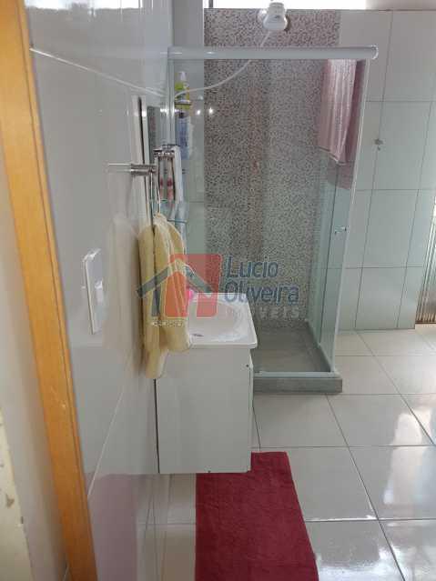 Banheiro Suite. - Excelente Casa 3qtos ( sendo 1 suíte). - VPCA30128 - 8