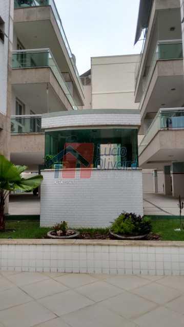 1-Fachada - Cobertura À Venda - Recreio dos Bandeirantes - Rio de Janeiro - RJ - VPCO30017 - 1