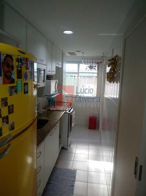 11-Cozinha 5 - Cobertura À Venda - Recreio dos Bandeirantes - Rio de Janeiro - RJ - VPCO30017 - 12
