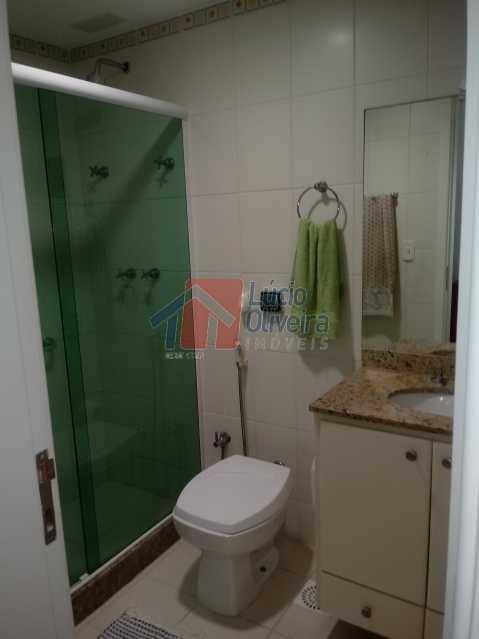 18-Banheiro 2 - Cobertura À Venda - Recreio dos Bandeirantes - Rio de Janeiro - RJ - VPCO30017 - 19