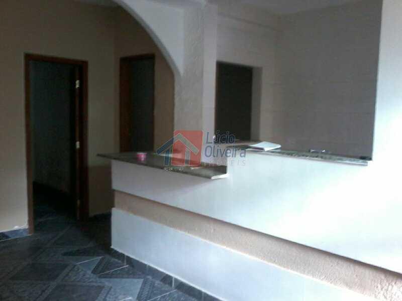 7 Cozinha - Casa de Vila, térrea, 2 quartos. - VPCA20193 - 8