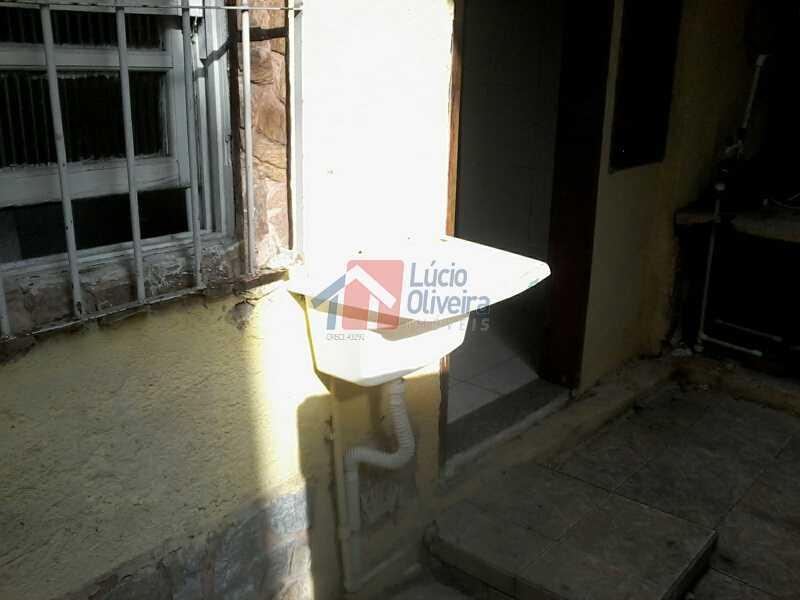 14 área de serviçp - Casa de Vila, térrea, 2 quartos. - VPCA20193 - 15