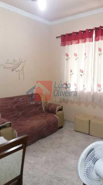 3-sala - Apartamento À Venda - Vila da Penha - Rio de Janeiro - RJ - VPAP21016 - 3