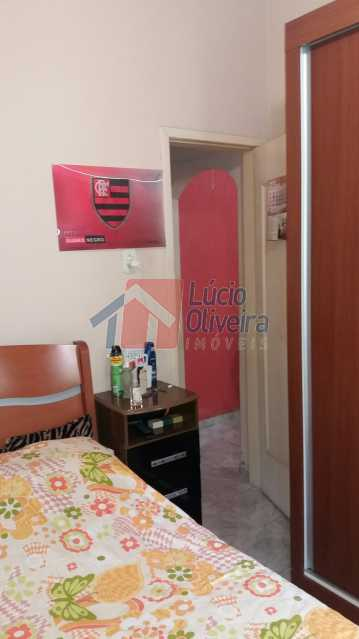 7- quarto casal - Apartamento À Venda - Vila da Penha - Rio de Janeiro - RJ - VPAP21016 - 7